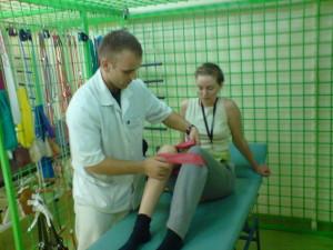 praca z klientem - rehabilitacja w Poznaniu